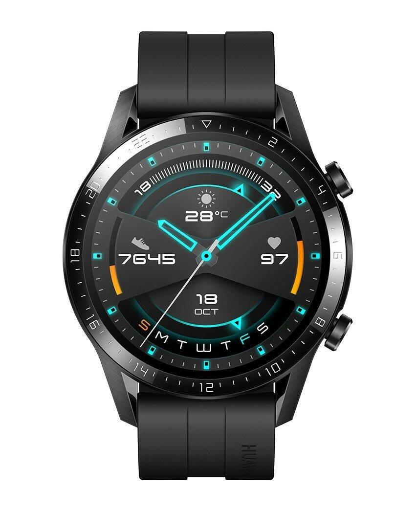 Huawei GT 2 46mm Smart Watch - Black