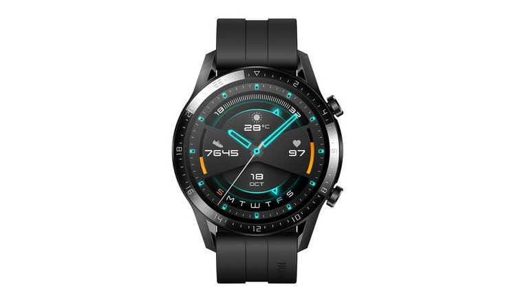 Huawei GT 2 46mm Smart Watch - Black