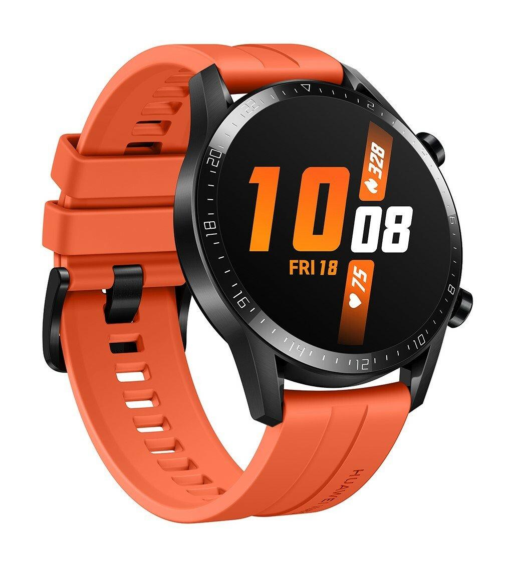 Huawei GT 2 46mm Smart Watch - Orange