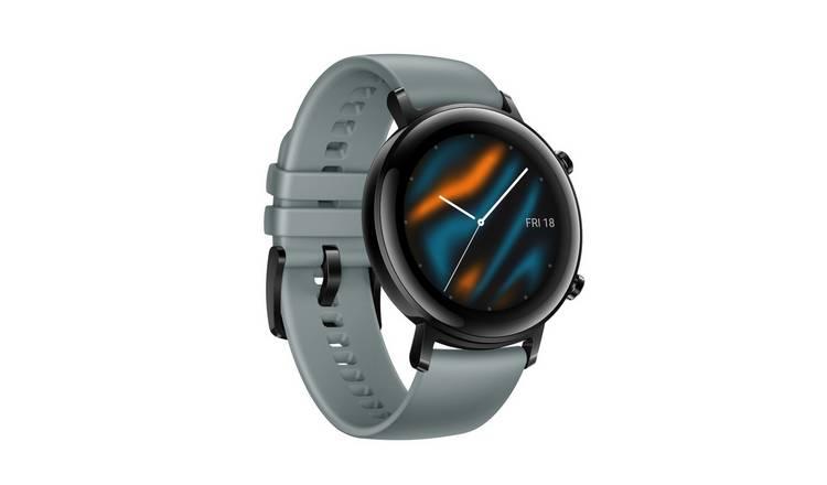 HUAWEI Watch GT2 Diana Sport Edition 42mm Lake Cyan : Smart Wear