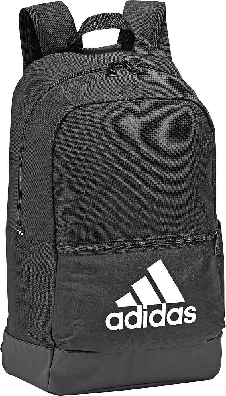 Adidas Classic 24L Backpack - Black and White