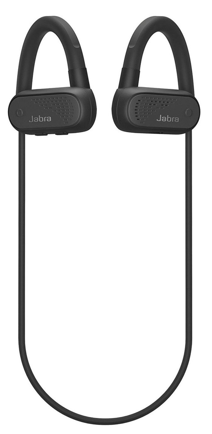 Jabra Elite Active 45e  In-Ear Wireless Headphones - Black