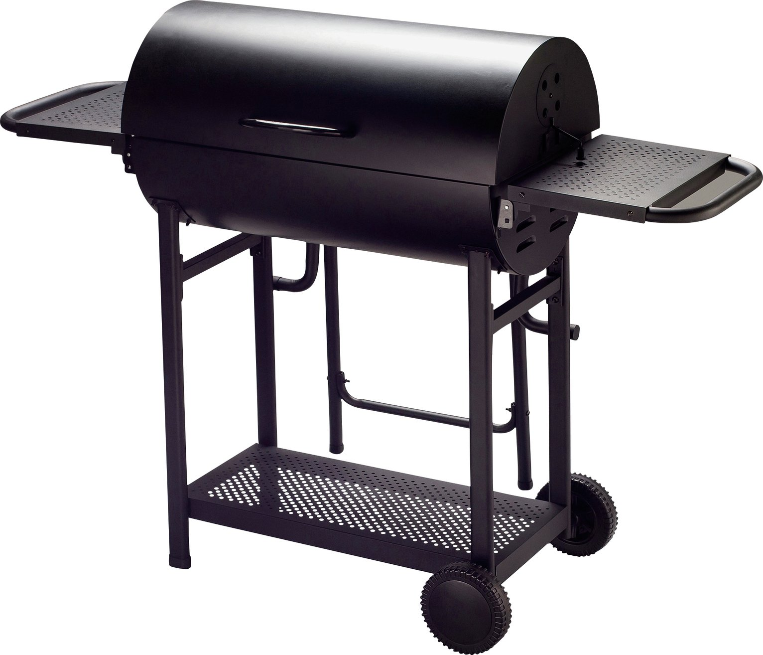 Deluxe Lovo Premium Charcoal Party BBQ with Rotissierie