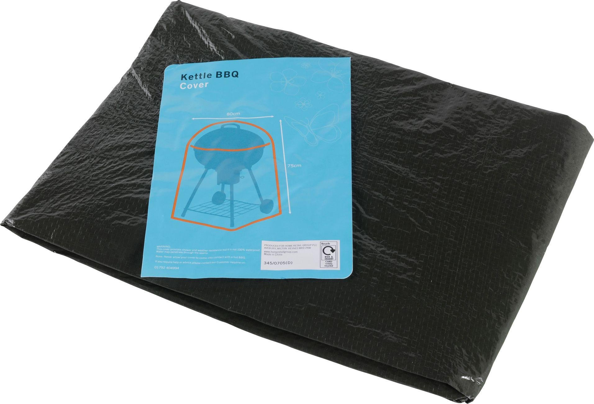 Image of Kettle BBQ - Cover