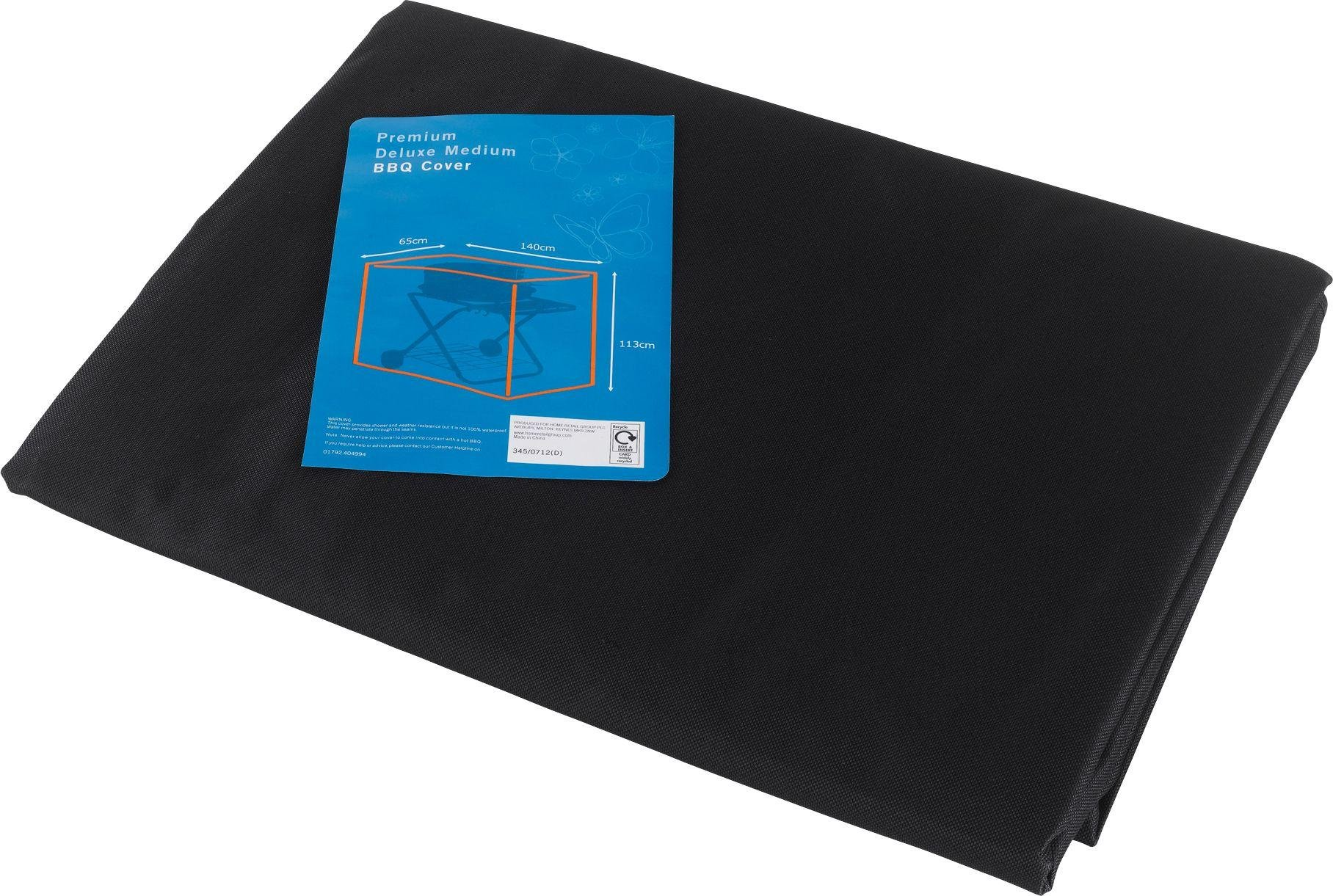 Image of Deluxe - Medium - BBQ - Cover