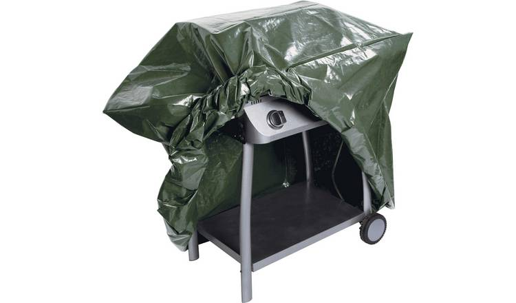 Argos Home Heavy Duty Medium BBQ Cover