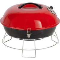 Argos Home Charcoal Portable Round BBQ