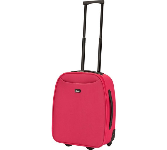 Buy Go Explore 2 Wheel Cabin Case - Pink at Argos.co.uk - Your ...