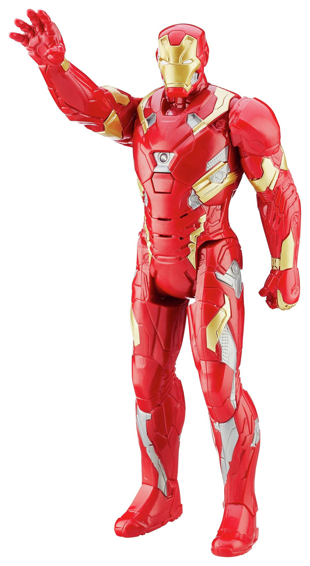 Image of Avengers - Age of Ultron Titan Tech Iron Man Action Figure