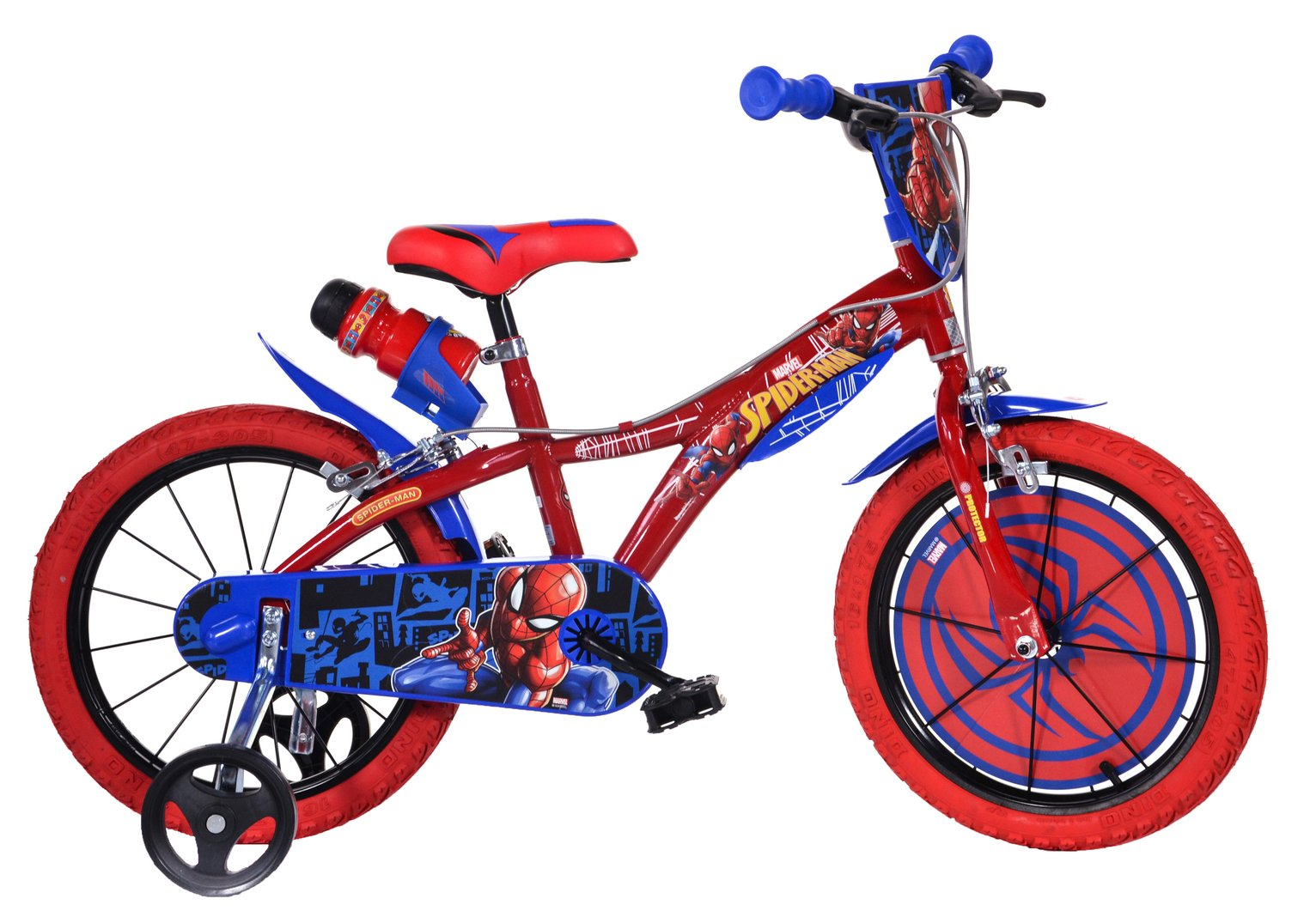 'Ultimate Spider-man 16 Inch Kids Bike