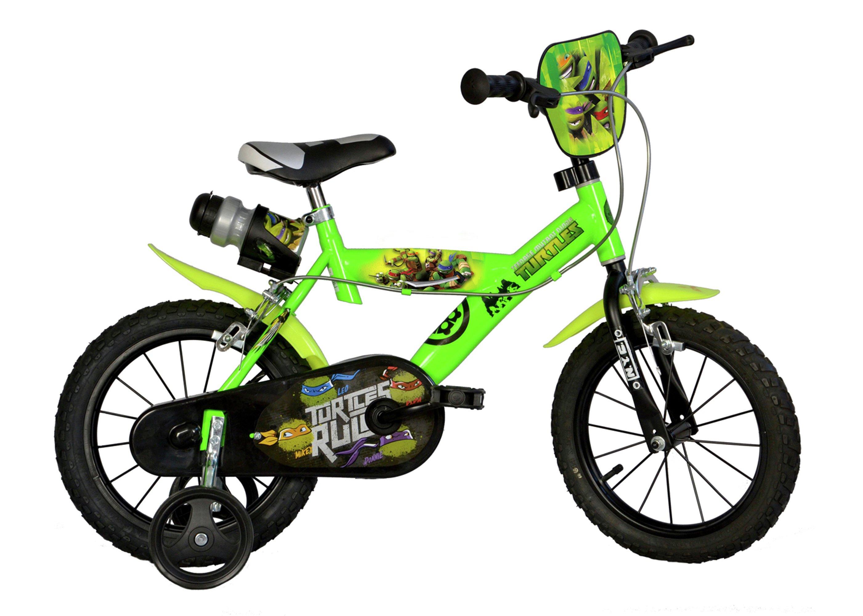 Teenage Mutant Ninja Turtles 14 Inch Kids Bike