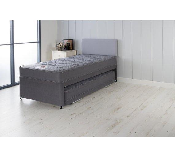 buy airsprung linford guest bed single at. Black Bedroom Furniture Sets. Home Design Ideas
