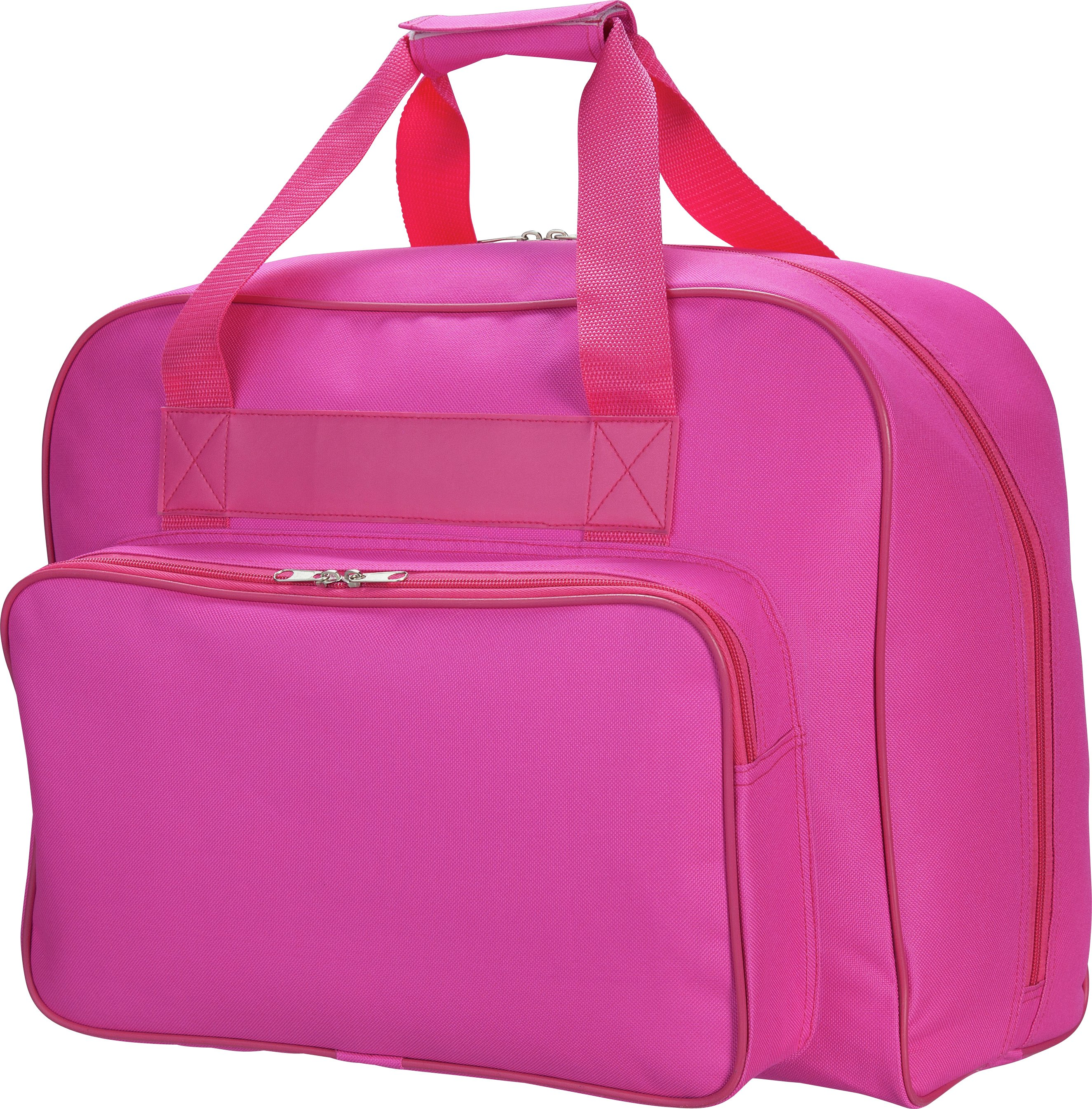 Argos - Heavy Duty Polyester Sewing Machine Carry Bag - Pink