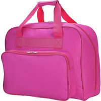 Heavy Duty Polyester Sewing Machine Carry Bag - Pink