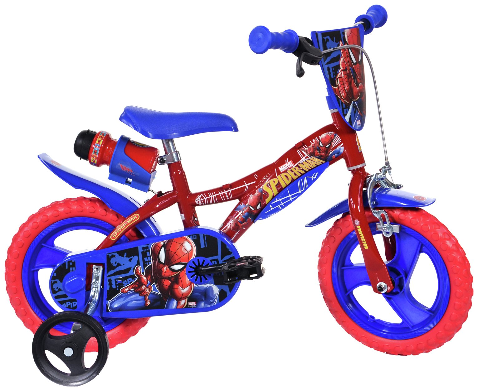 'Ultimate Spider-man 12 Inch Kids Bike