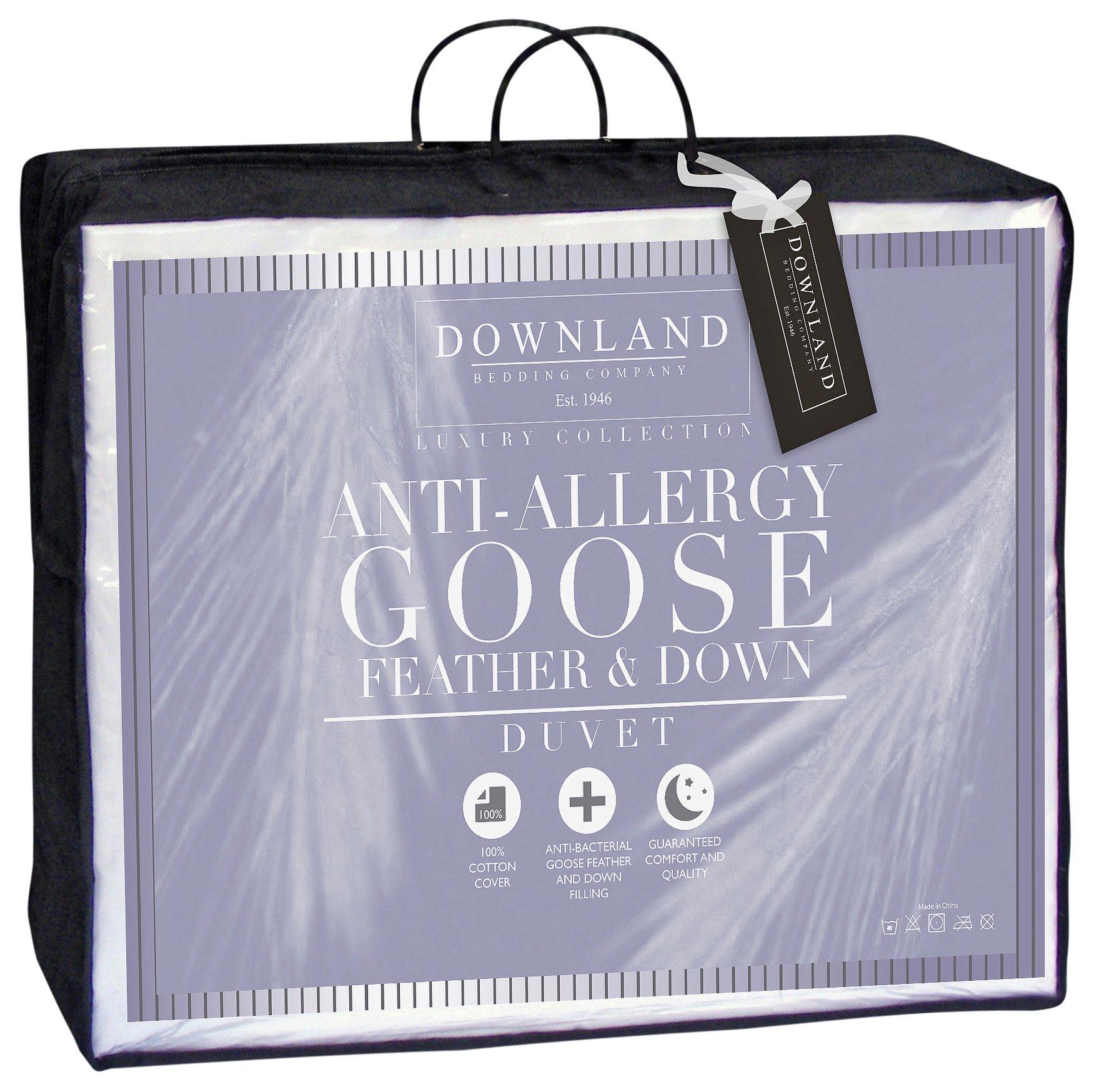 Downland All Seasons Anti-allergy 15 Tog Duvet - Double