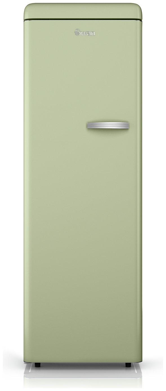 Swan - SR11040GN Retro - Tall - Freezer - Green