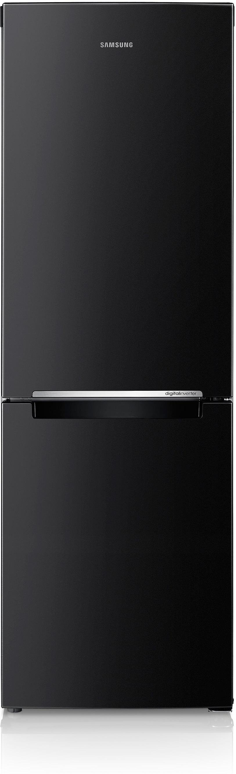 Samsung RB29FSRNDBC Tall Fridge Freezer - Black.