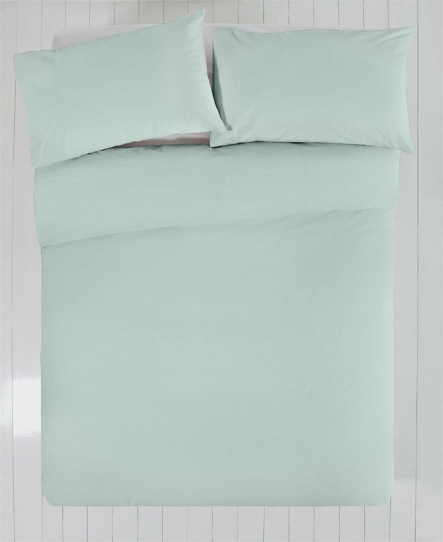 Heart of House - Egyptian Cotton - Duck Egg - Bedding Set...