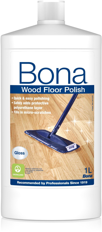 Bona Wood Floor Polish Gloss 1 L