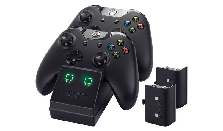 Venom Twin Docking Station Xbox One - Black