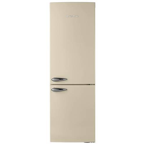 Buy Bush Classic BFFF60 Frost Free Retro Fridge Freezer - Cream | Fridge  freezers | Argos