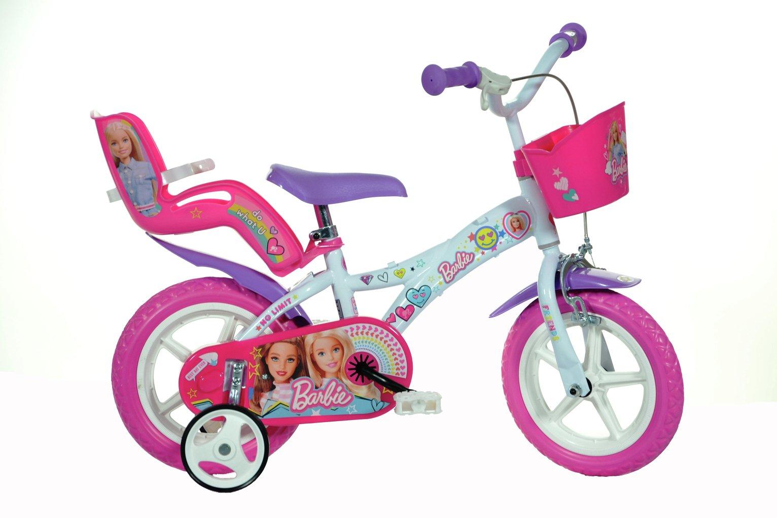 Barbie 12 Inch Kids Bike