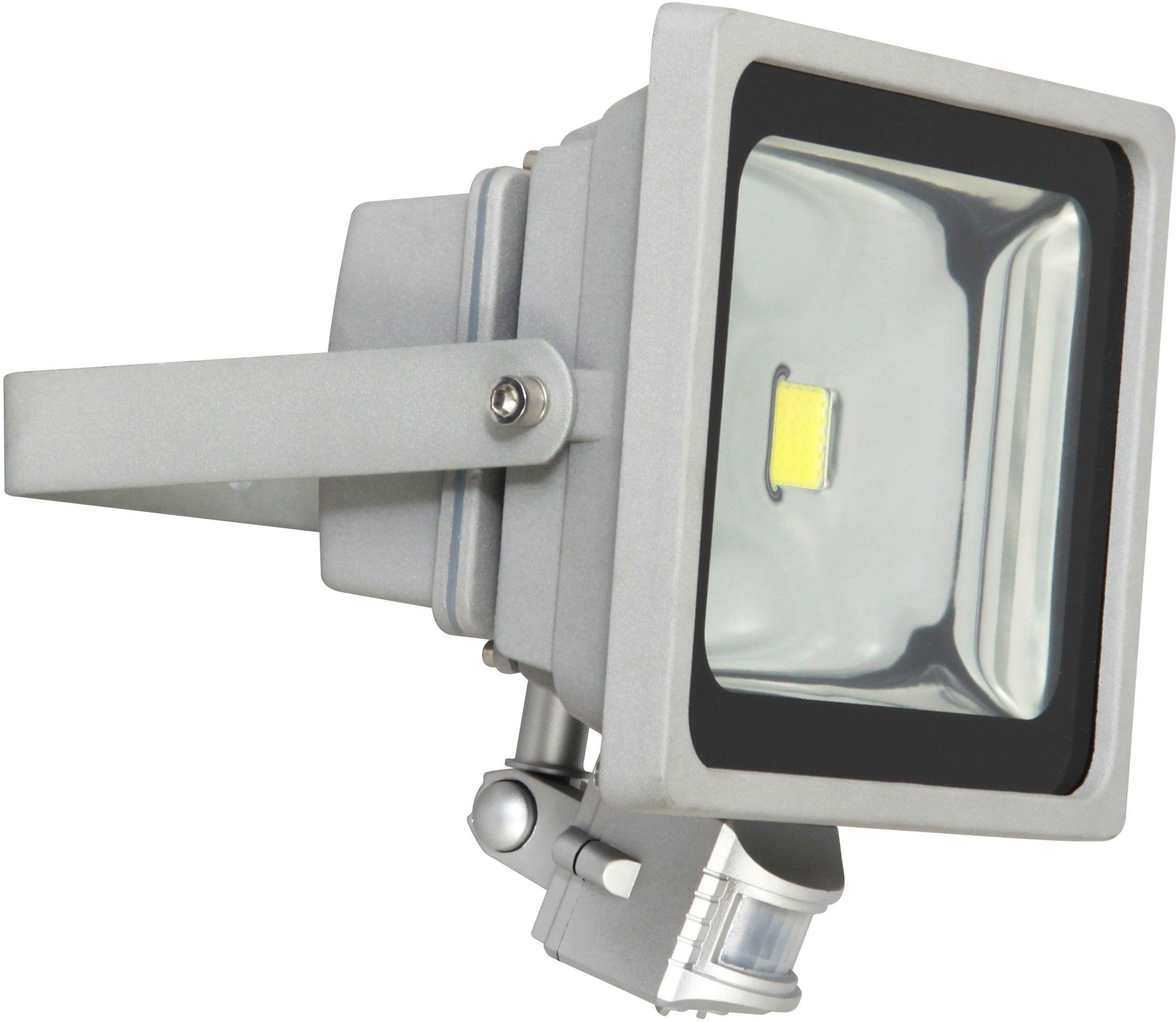 XQLite 30 Watt SMD LED Wall Flood Light with PIR