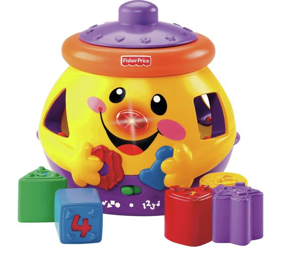 Buy Fisher Price Laugh Learn Cookie Shape Surprise At