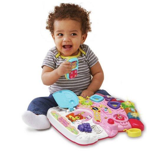 buy vtech first steps baby walker pink at your online shop for baby walkers. Black Bedroom Furniture Sets. Home Design Ideas