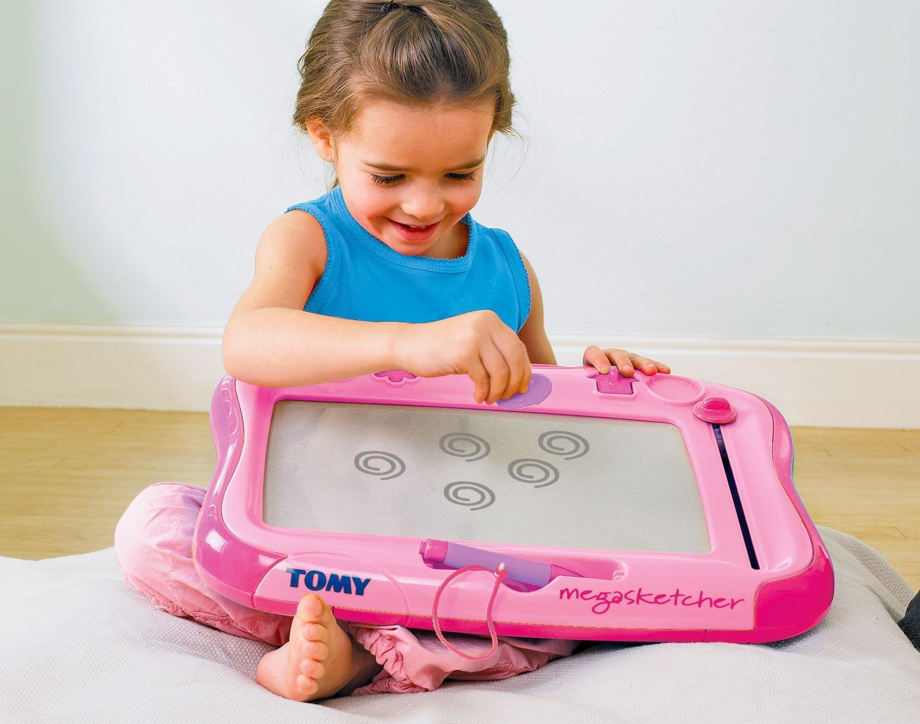 Tomy Megasketcher - Pink