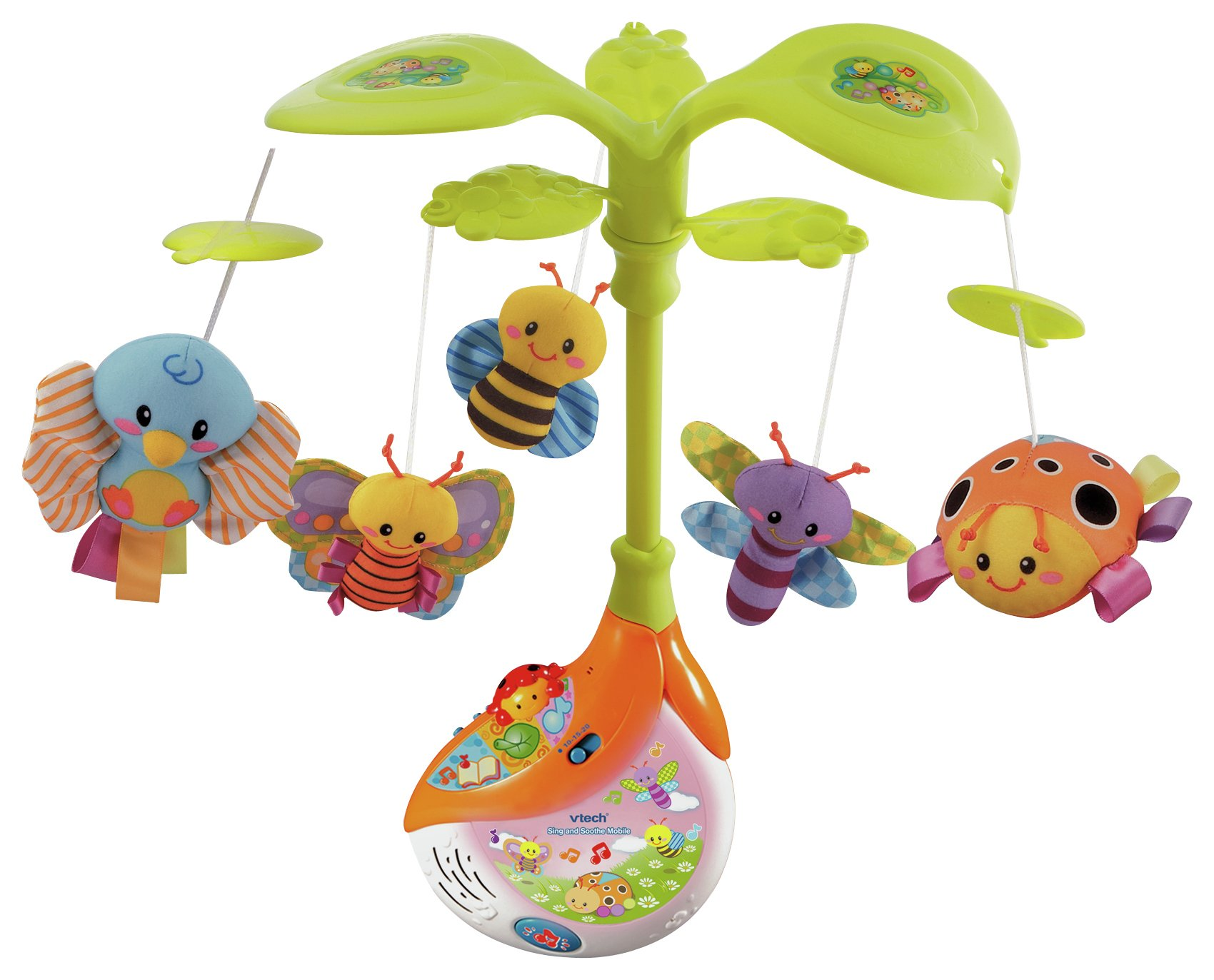 'Vtech - Sing And Soothe Musical Baby - Cot Mobile