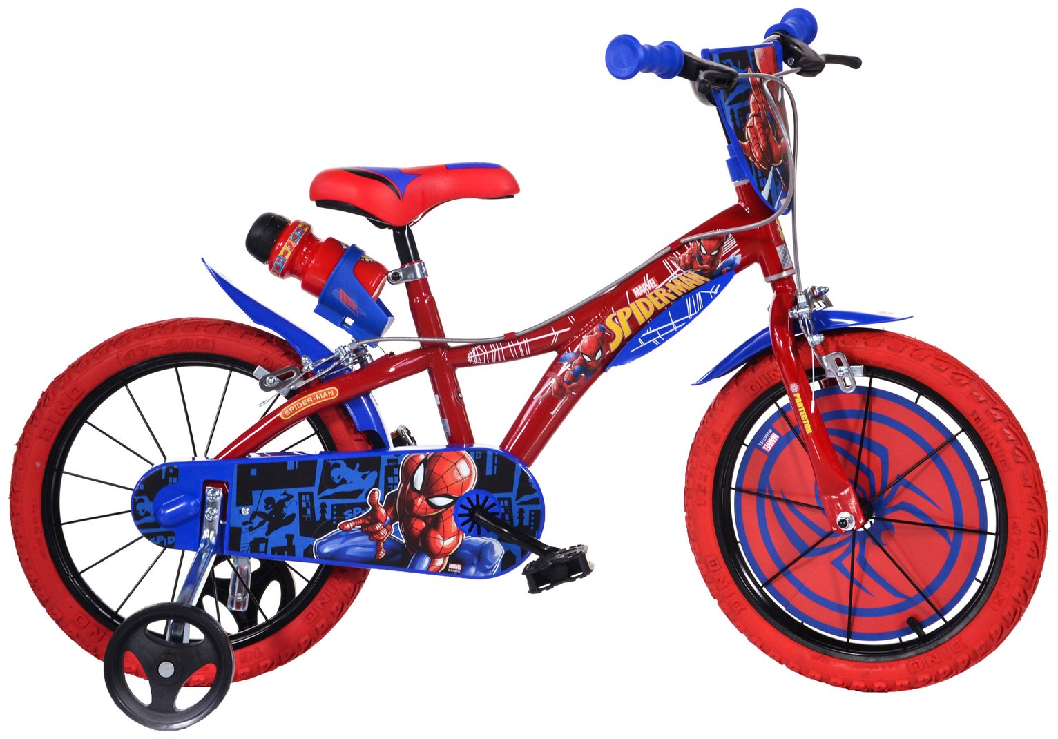 'Ultimate Spider-man 14 Inch Kids Bike
