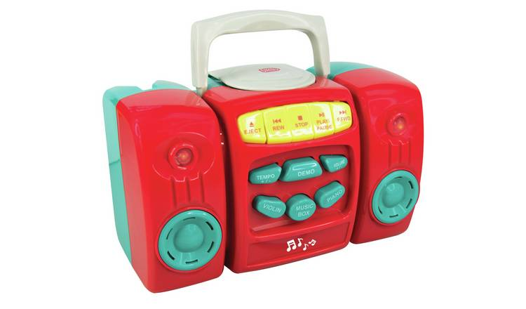 Chad Valley CD Player - Red