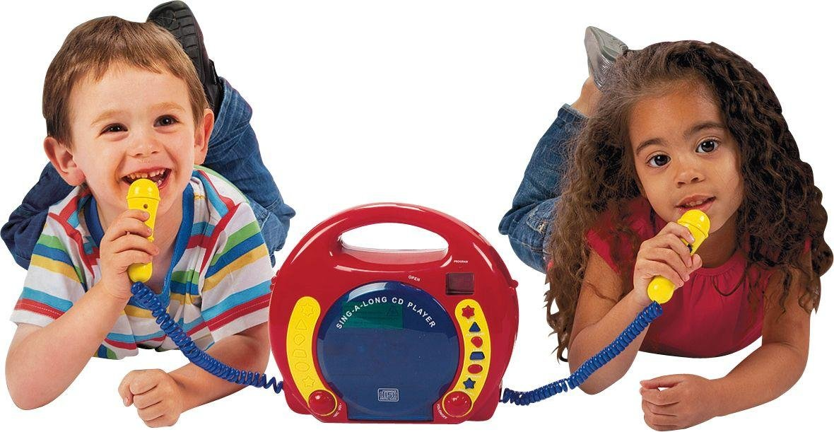 Image of Chad Valley My 1st Sing Along CD Player
