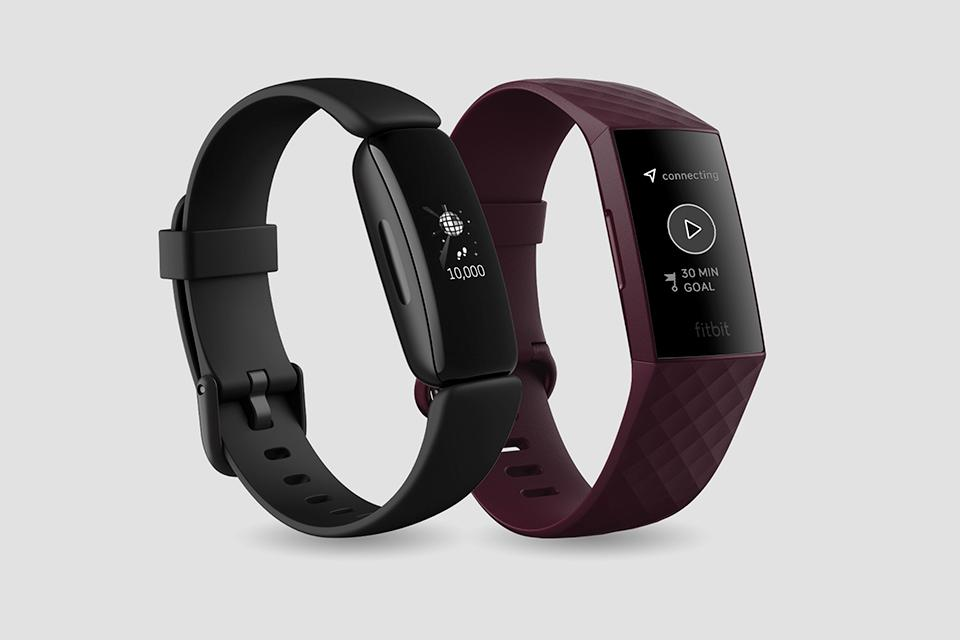 Fitbit trackers.