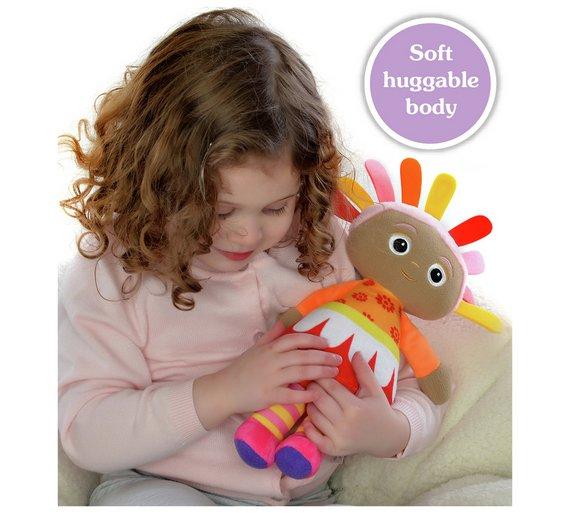 Buy In the Night Garden Large Talking Upsy Daisy Soft Toy | Teddy ...