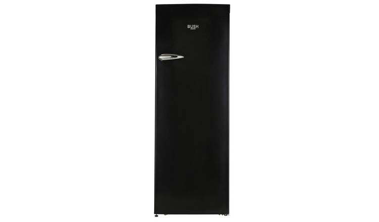 Bush Classic BRTL60170 Retro Fridge - Black
