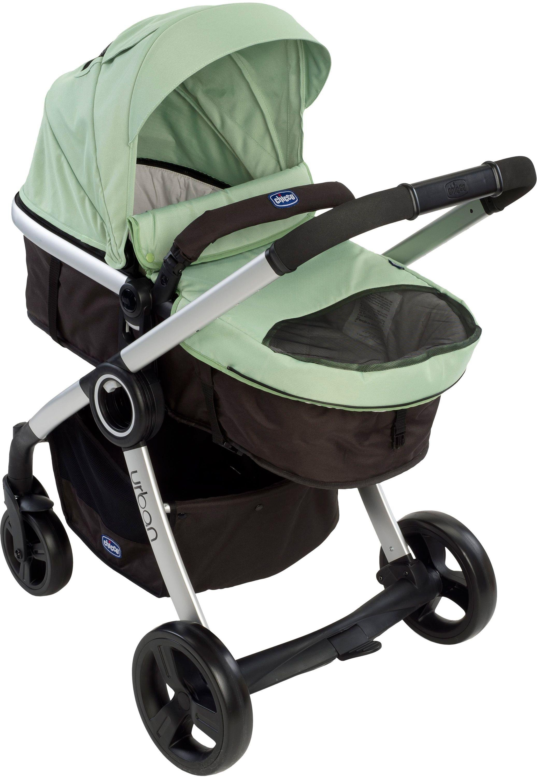 Image of Chicco - Urban - Pushchair Special Edition Pack - Summer Nature
