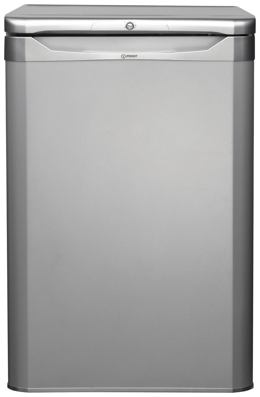 Indesit TZAA 10 SI .1 Under Counter Freezer - Silver