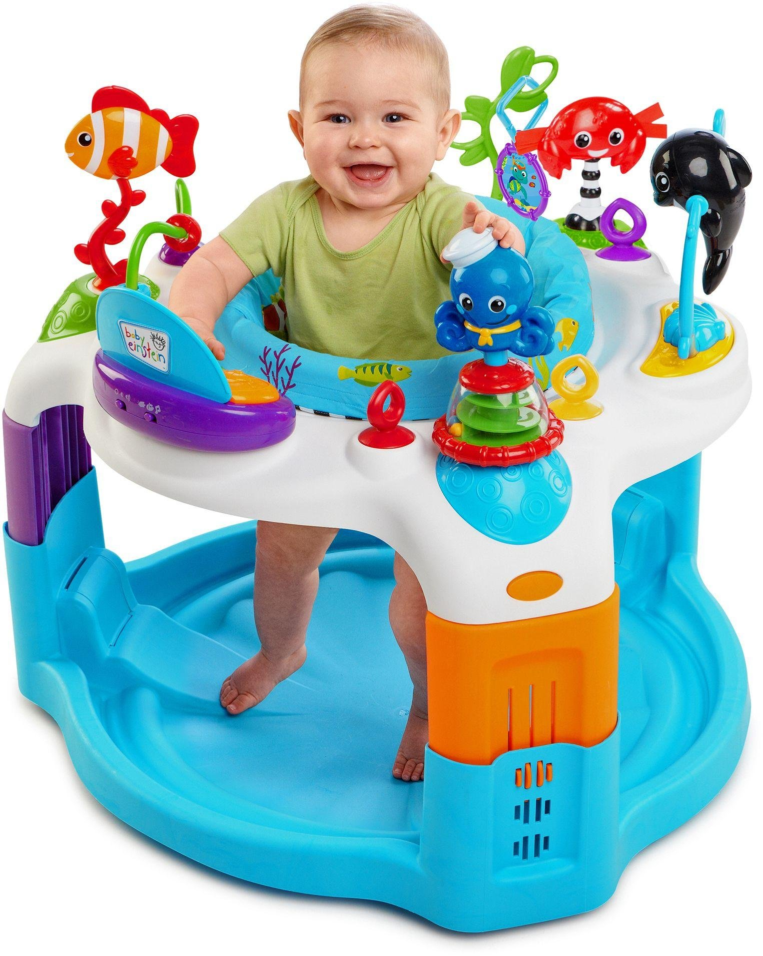 Model Of Baby Einstein Rhythm of the Reef Activity Saucer For Your Plan - Fresh baby activity chair Amazing