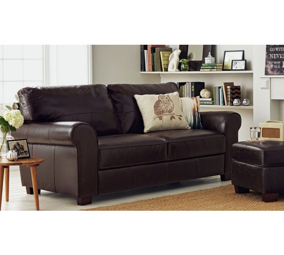 Best Of The Week 9 Instagrammable Living Rooms: Buy Heart Of House Salisbury 3 Seater Leather Sofa