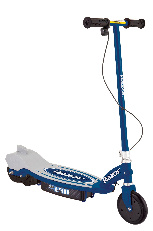 Razor - E90 Electric - Scooter - Blue
