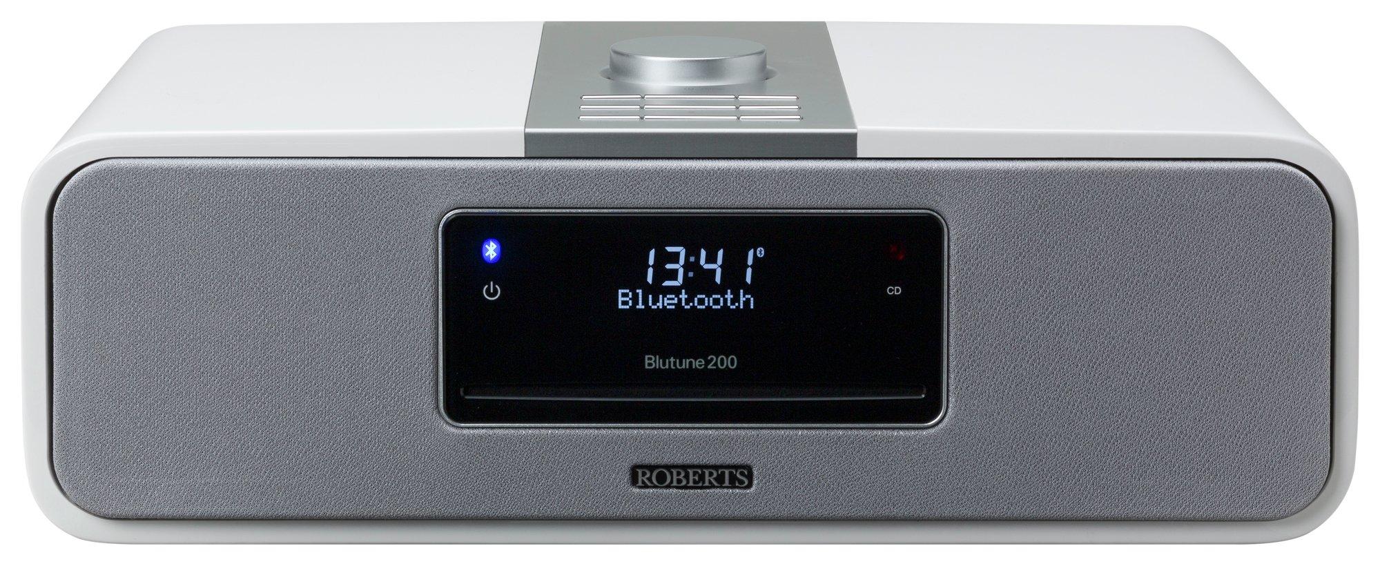 Roberts - Radio Blutune200 Sound System - White