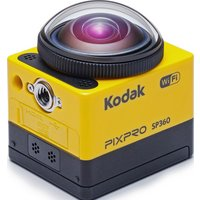 Kodak SP360 HD Action Camera Kit - 360 Degree recording