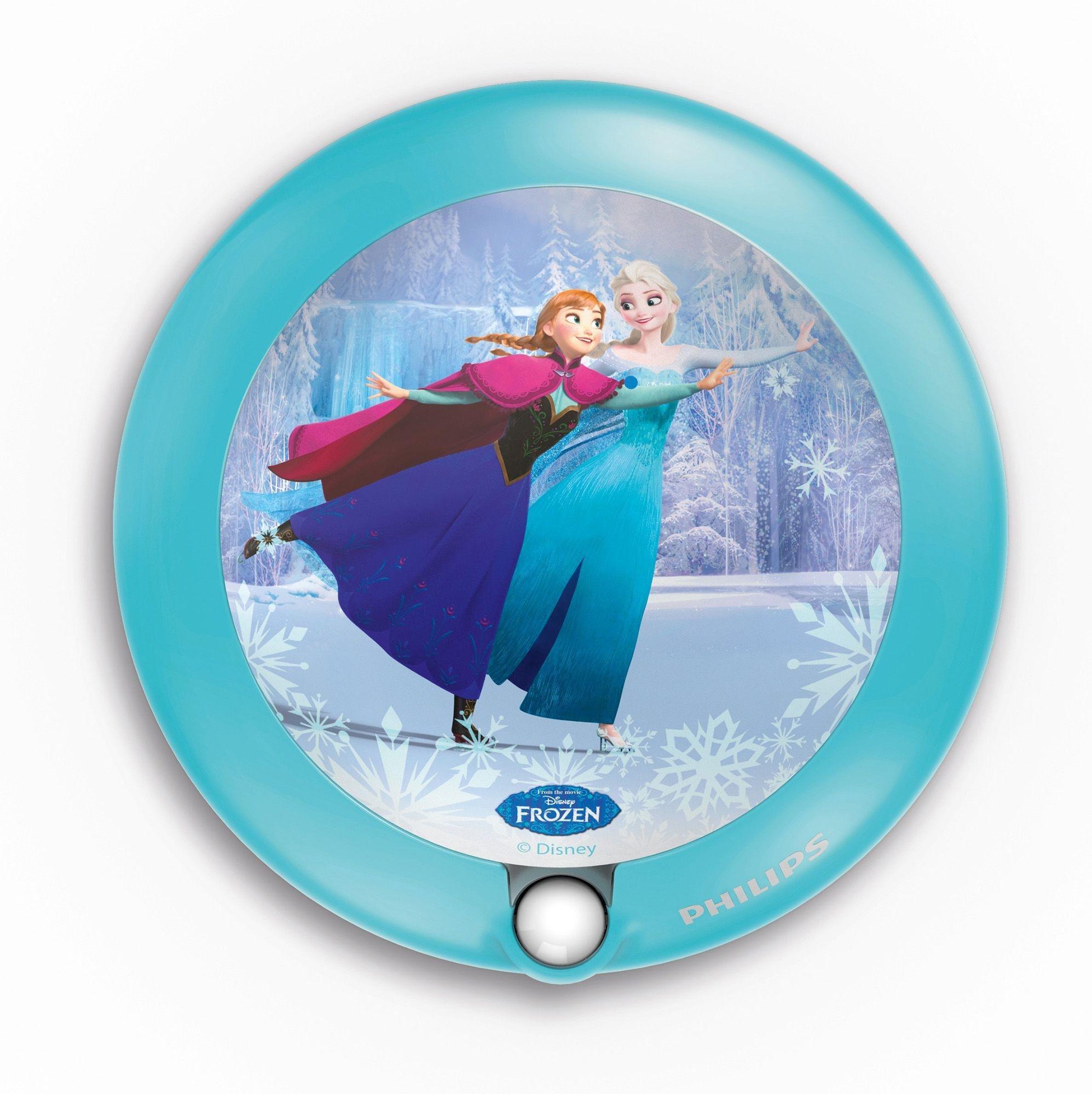Philips Disney Frozen LED Night Light - Blue