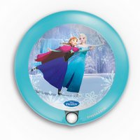 Philips - Disney - Frozen LED Night - Light - Blue
