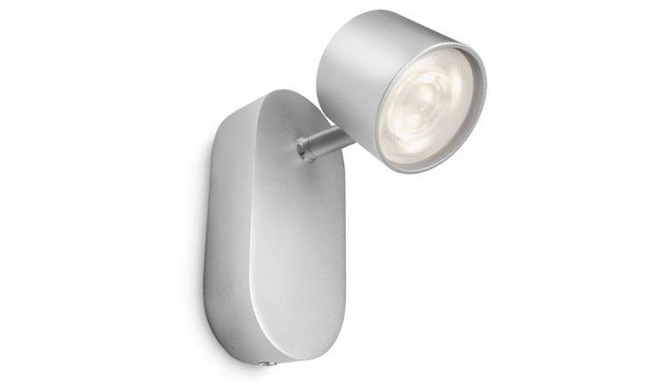Philips myLiving Adjustable Ceiling Spot Light - Aluminium