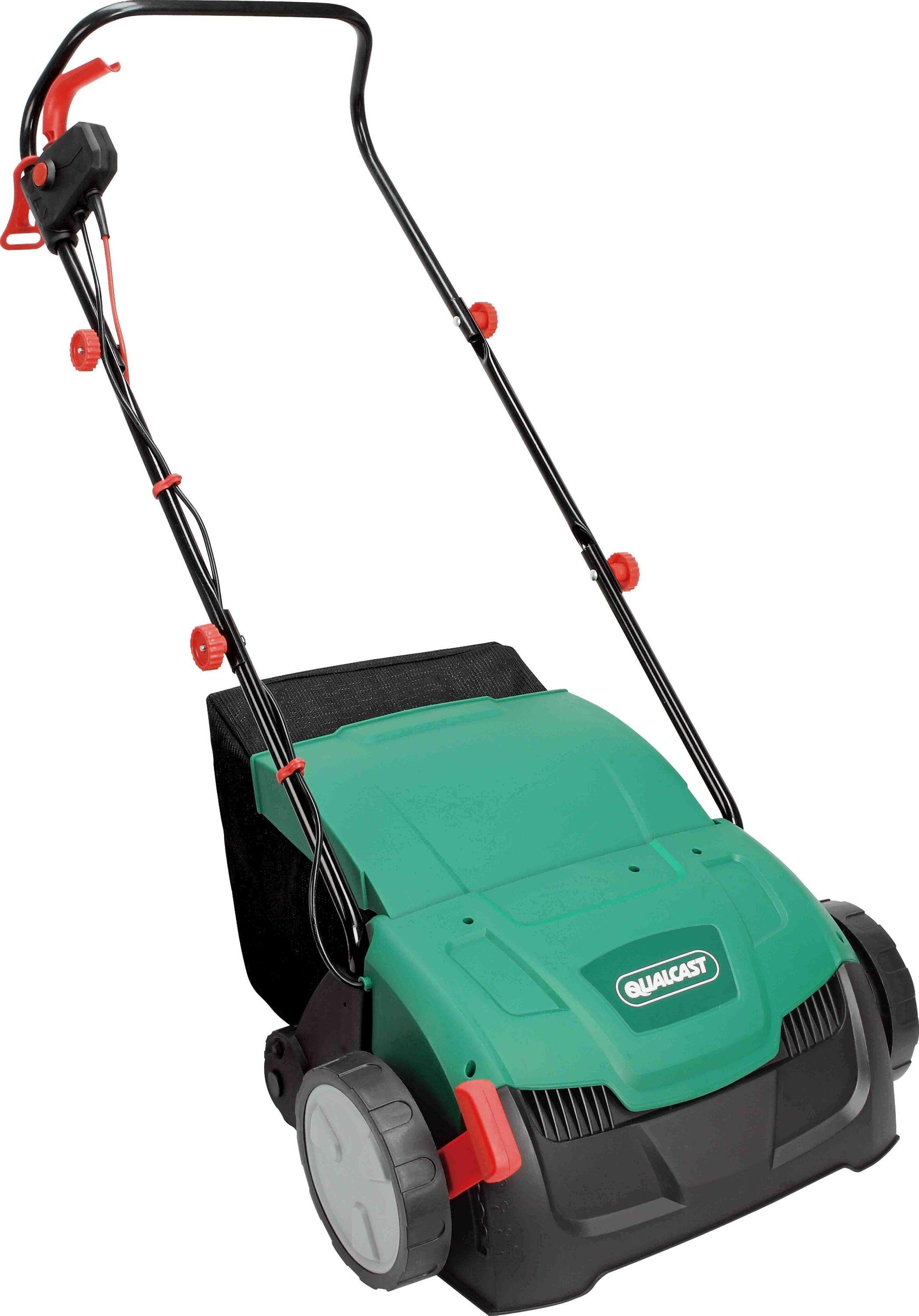 Qualcast Yt6702 Lawn Raker And Scarifier 1300w