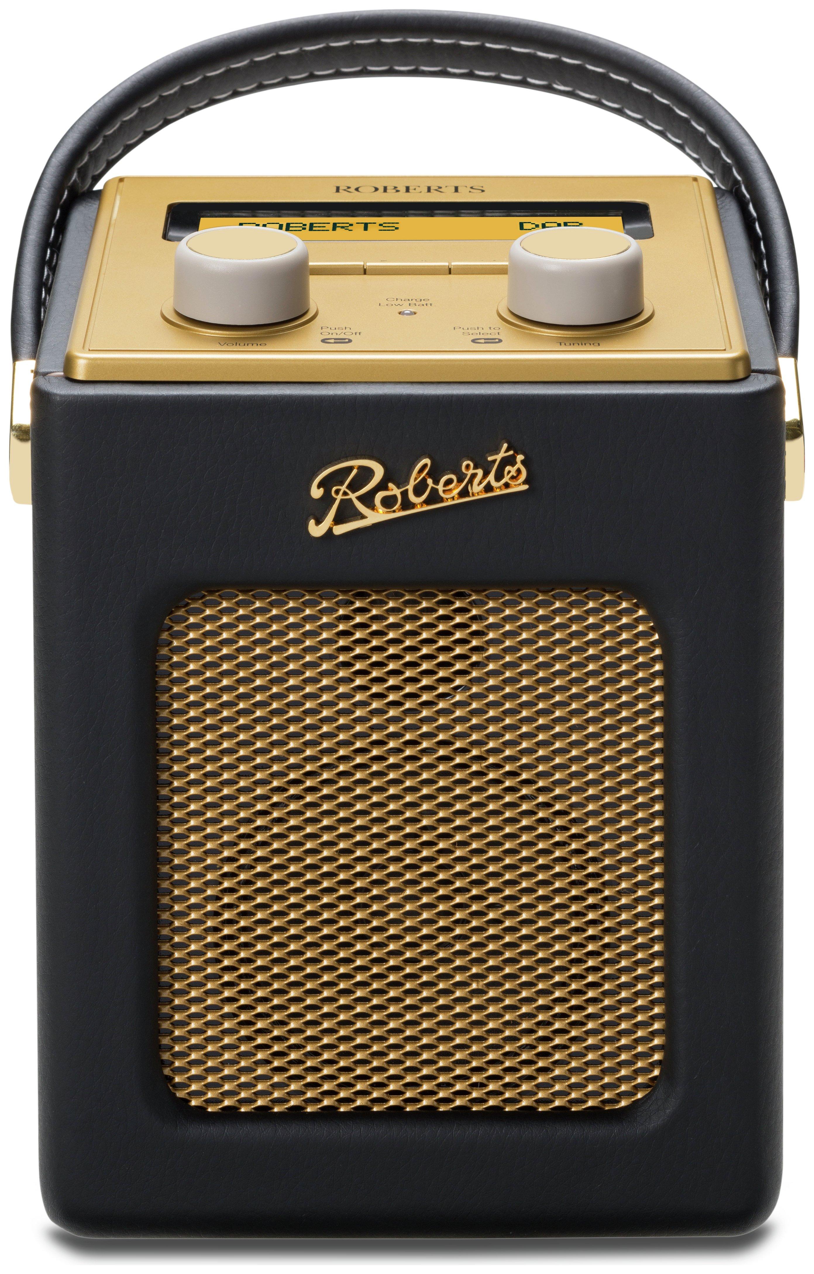 Roberts - Radio Revival Mini Digital Radio - Black